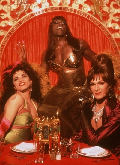 Wesley Snipes Drag Queen Image source: universal city