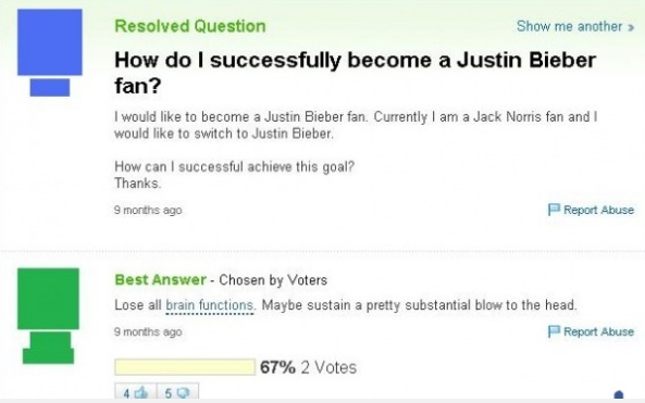 Pics Photos - Funny Yahoo Questions And Answers Questions And Answers Funny
