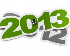 année 2013 versus 2012
