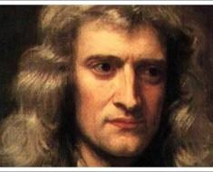 Isaac Newton and Wilhelm Leibniz 2