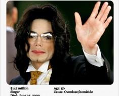 2-Michael Jackson