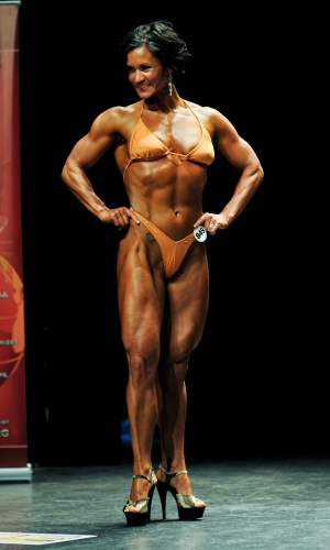 Get to Know 9 Successful Women Body Builders