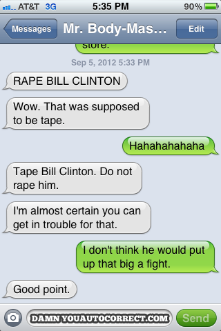 tape bill clinton