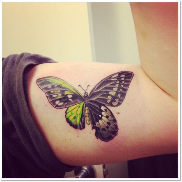 butterfly tattoos 40