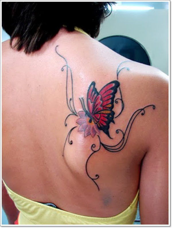 butterfly tattoos 5