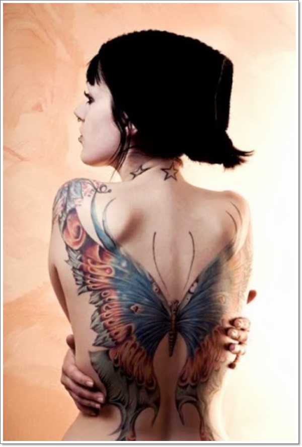 butterfly tattoos 7