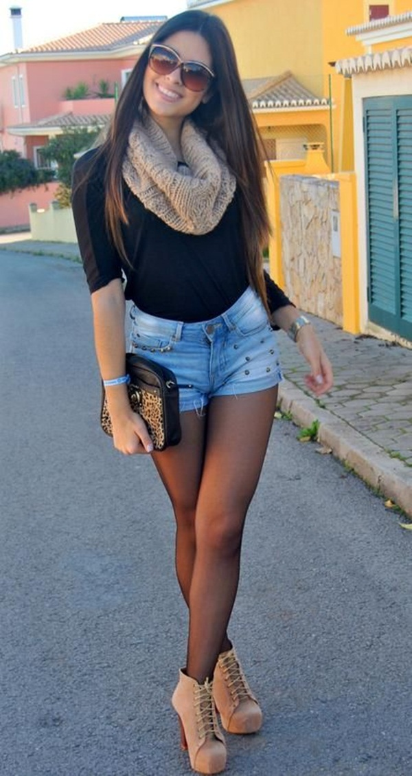 Fall Outfits for Teen Girls. Fall - although, associated with a time when you go back to school or college after a utopic summer break and it sure is not very amusing time of the year. Fall Outfits for Teen Girls.
