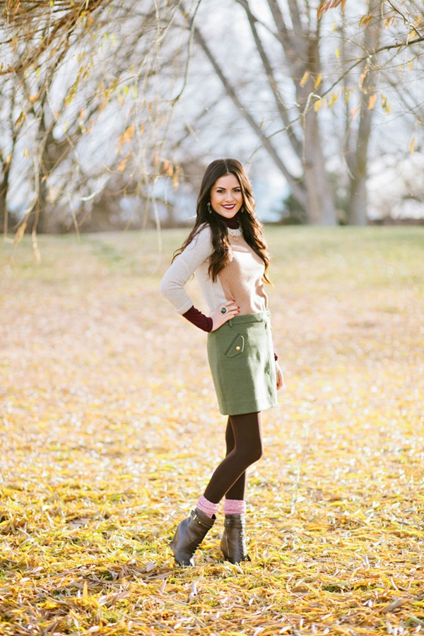 100 Trendy Fall Outfits for Teens