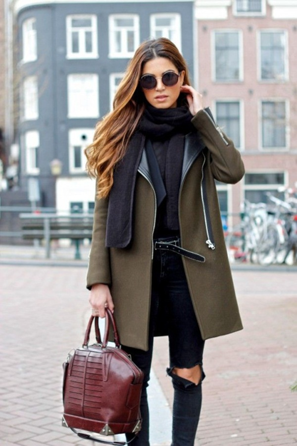 Trendy Fall Outfits for Teens facebook twitter Google+ pinterest There are many different fashion trends for teens this fall that will not only keep you warm and toasty as the weather drops, but will keep you in style throughout the season.