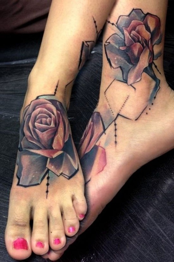 foot tattoo design (16)