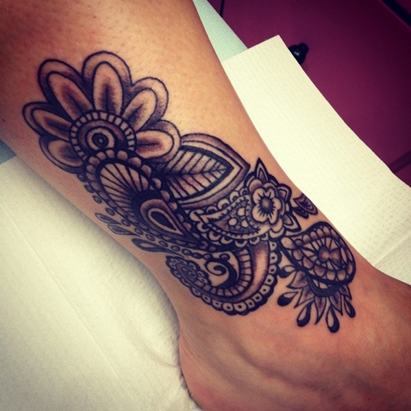 foot tattoo design (57)