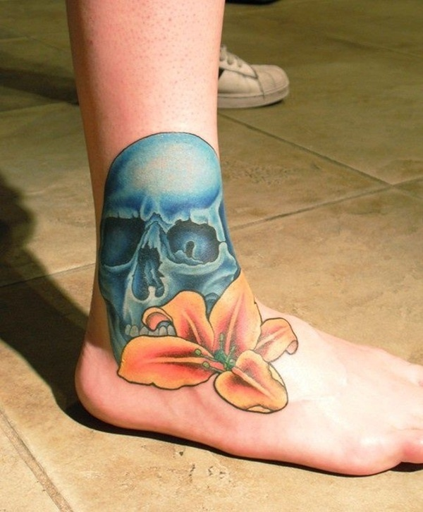 foot tattoo design (60)
