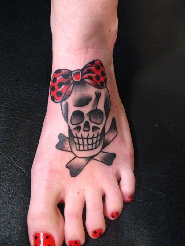 foot tattoo design (79)