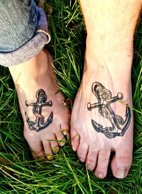 foot tattoo design (86)