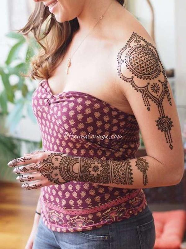 heena tattoos design
