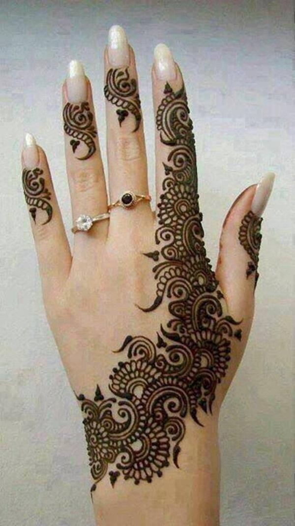 100 striking henna tattoos design for girls. Black Bedroom Furniture Sets. Home Design Ideas