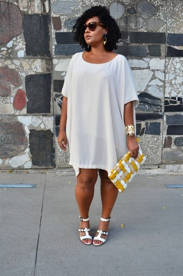 100 fabulous plus size fashions for Perfect white dress shirt