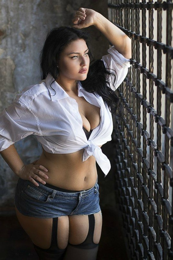 sexy plus size girls (6)