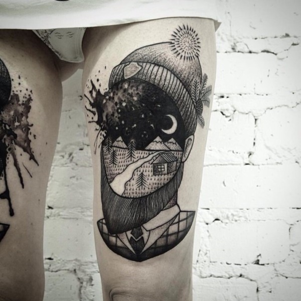 black tattoo art (52)