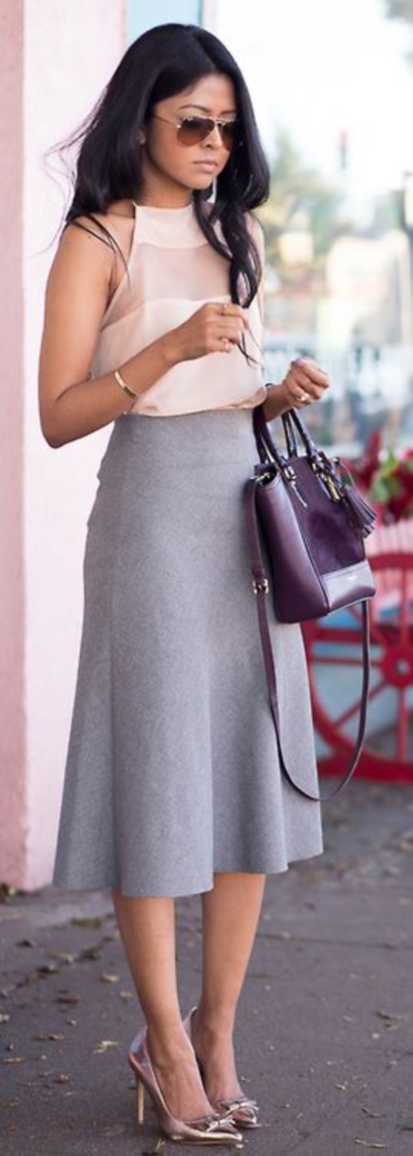grey skirt outfit (67)