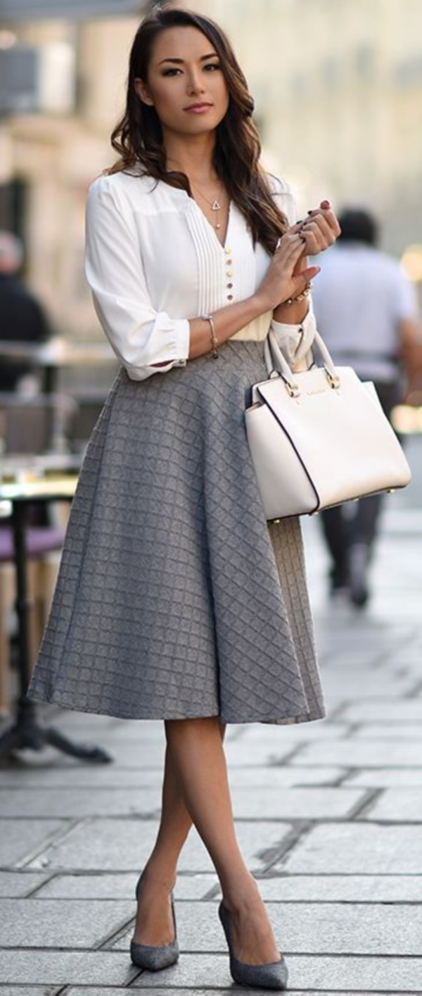 grey skirt outfit (79)