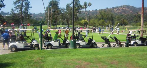 Annual International Couples Golf Festival
