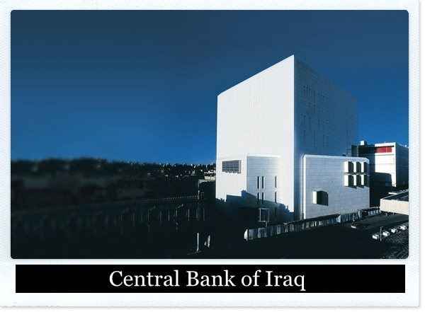 1-Central Bank of Iraq