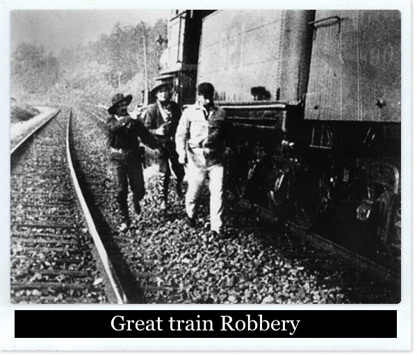 10-Great train Robbery