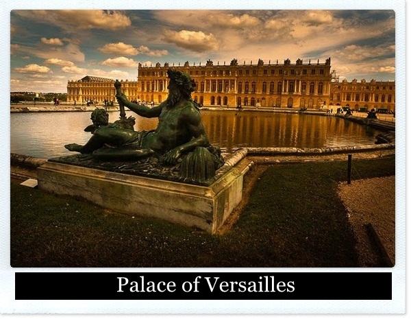 4-Palace of Versailles