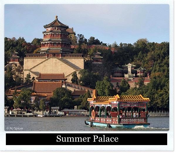 5-Summer Palace, China
