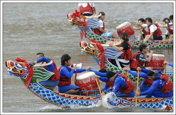 7-The Dragon Boat Festival