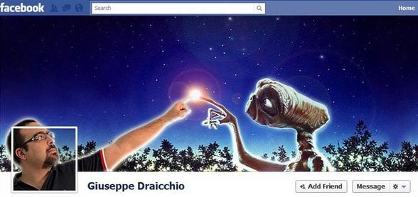 Cover By Giuseppe Draicchio