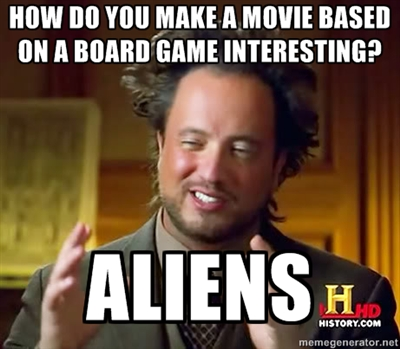 ancient aliens meme 10