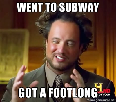 ancient aliens meme 11
