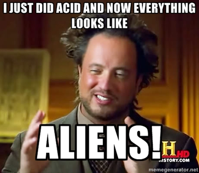 ancient aliens meme 23
