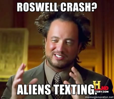 ancient aliens meme 28
