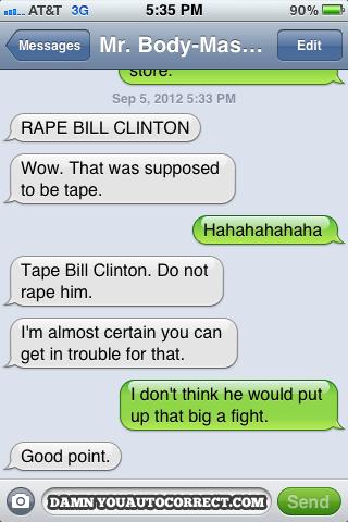 tape bill clinton