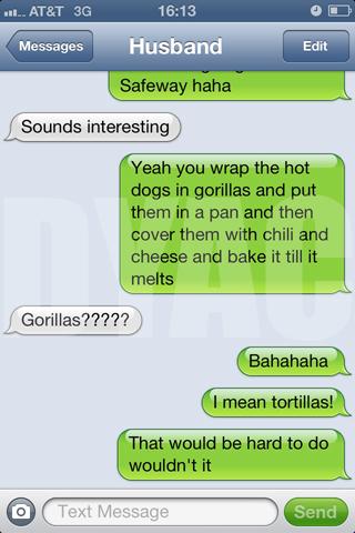 tortilla gorillas