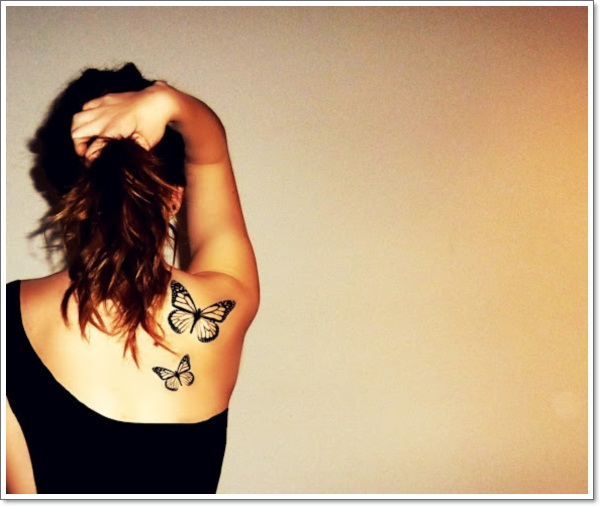 butterfly tattoos 11