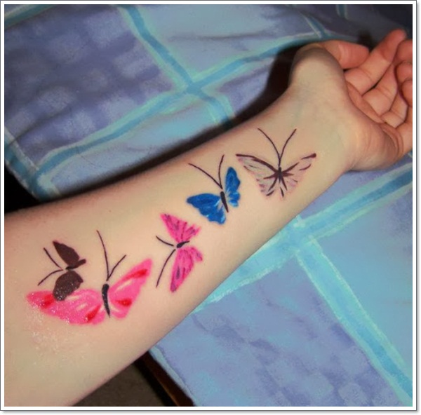 butterfly tattoos 12