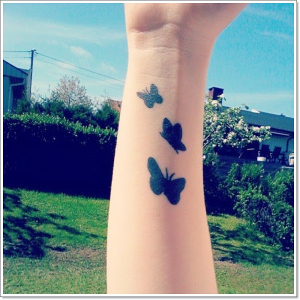 butterfly tattoos 13