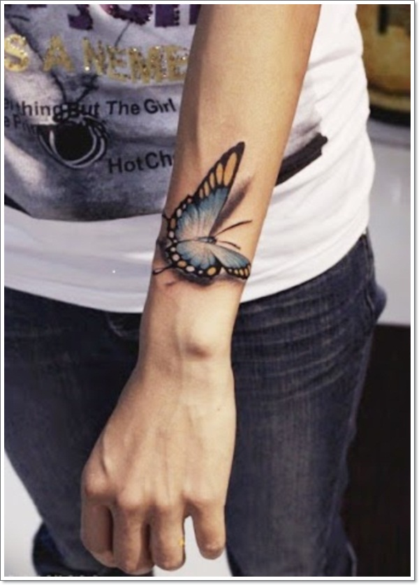 butterfly tattoos 14