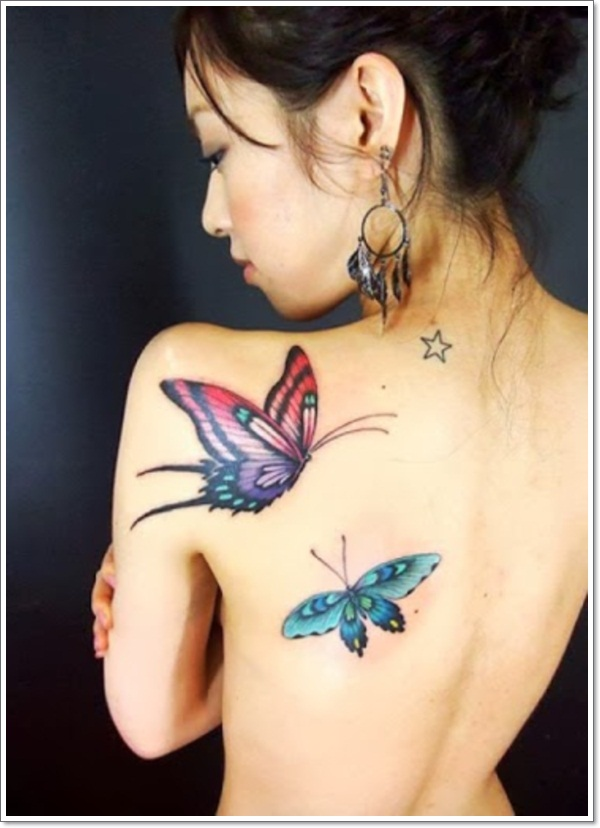 butterfly tattoos 2