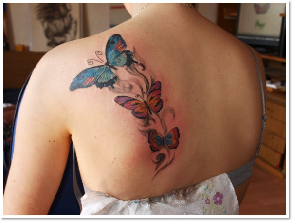 butterfly tattoos 4