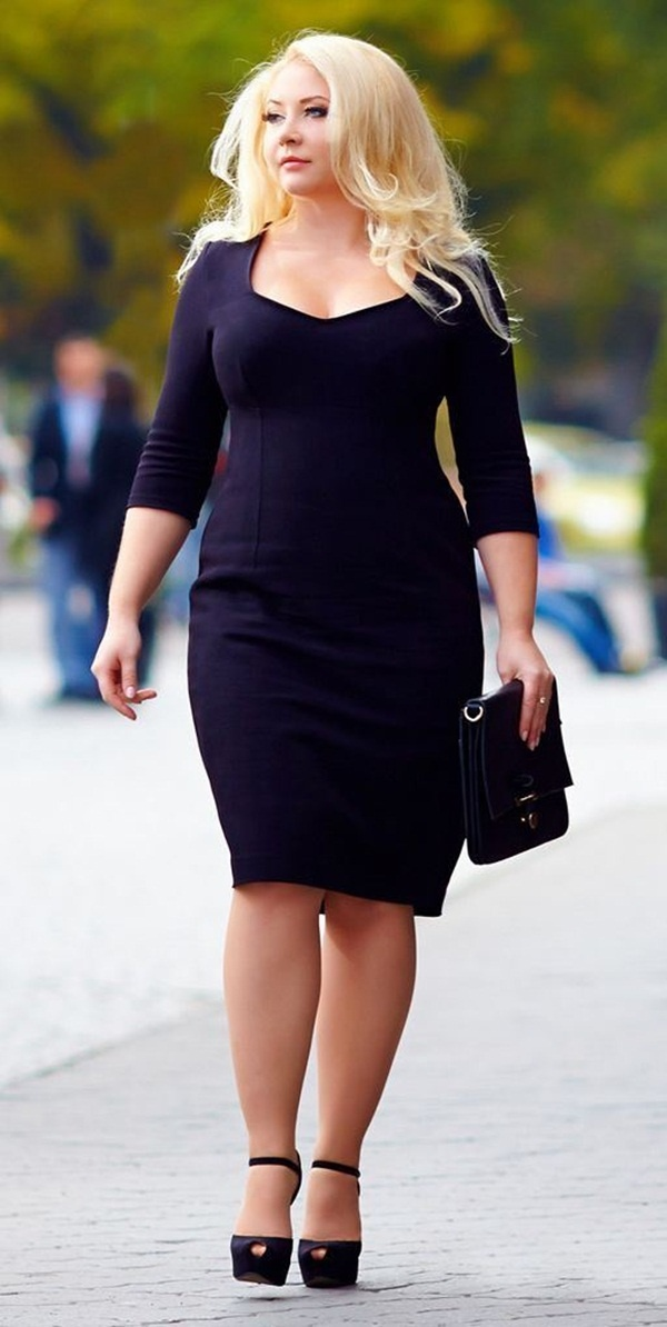 curvy dresses for girls (160)