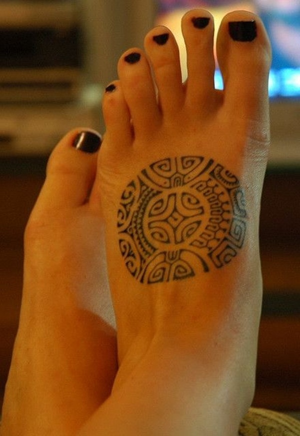 foot tattoo design (22)