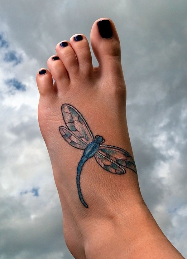 foot tattoo design (39)