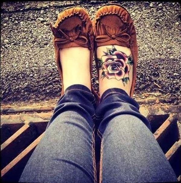 foot tattoo design (72)