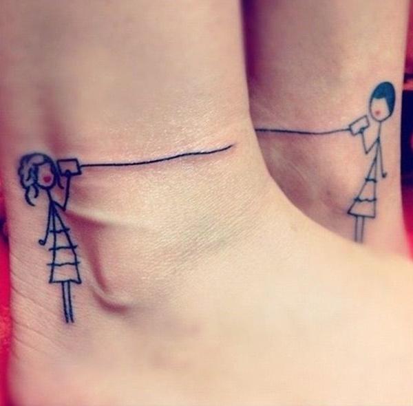 foot tattoo design (75)