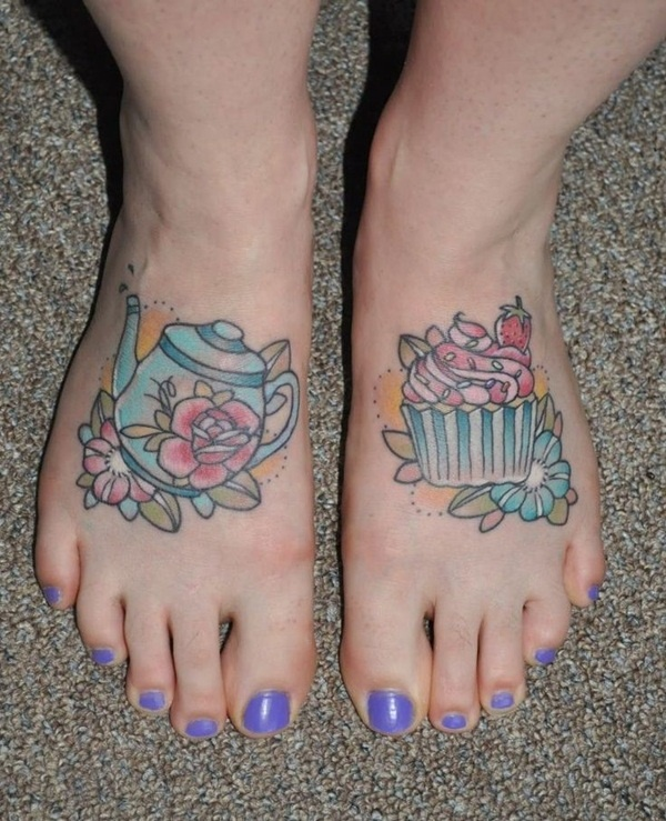 foot tattoo design (76)